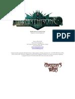 Warthrone Reglamento Pye