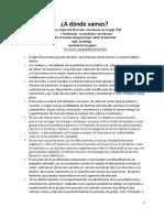 A Donde Vamos_ Una Vision Del Mercado Veterinario Del Siglo XXI-FERNANDO VAZQUEZ