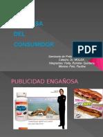 Publicida Engañosa- Defensa Del Consumidor_ Expo