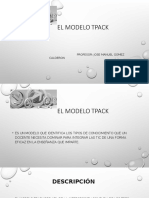 Modelo Tpack