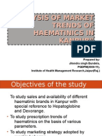 haematinics-market research