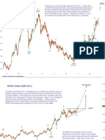 DXY Update With Some SP500 6 Jun 2010
