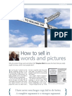 How to Sell in Words and Pictures_Marketing