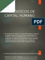 Pronosticos de Capital Humano