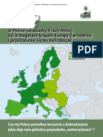 Dlaczego w Polsce zarabiamy 4 razy mniej ?