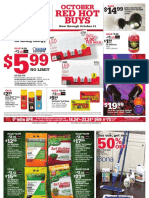 Seright's Ace Hardware October 2016 Red Hot Buys