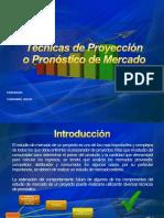 TECNICAS DE PROYECCION