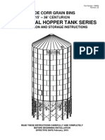 198824 Commercial Hopper Tank 15'-36' Installation Manual Rev 22