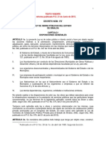 Ley Obras Publicas SINALOA