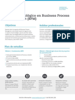 Master Business Process Management