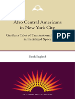 Afro Central Americans in NYC