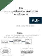 Presentation 4 -EIA - Part 2
