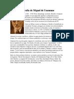 Biografias de La Generacion Del 27