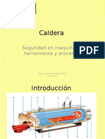 Calderas MHS -Pfe Clarisa