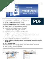 Word 2010 Avanzado