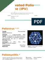 Polio Poster