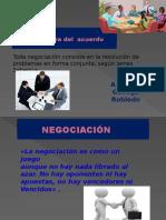 Tecnicas de Negociacion #1