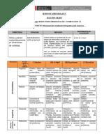 Rubrica e Instrumento de Evaluacion