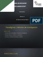PARADIGMAS METODO CIENTIFICO