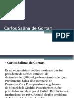 Carlos Salina de Gortari