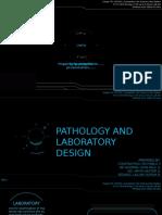 Pathology & Laboratory Design (FEU PPT)