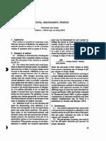 USGS Method I 1030(Alkalinity)