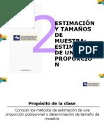 ESTIMACION DE UNA PROPORCION.pptx