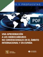 Hidrocarburos No Convencionales 2016