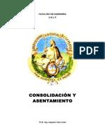 Capitulo 4 Consolidación y Asentamiento