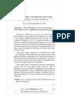 Vda de Limjoco v Director of Commerce