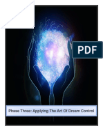 006 Section 5 Phase 3 - Dream Control Notes