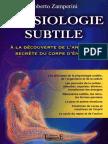 Zamperini Roberto - Physiologie Subtile