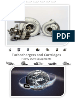 2A) Brochure Turbocharges and Cartridges 2012