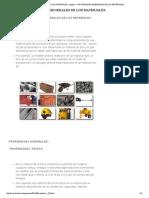 Tecnología de Los Materiales_ Capitulo 1 _propiedades Generales de Los Materiales