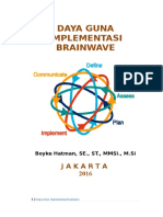 Daya Guna Implementasi Brainwave