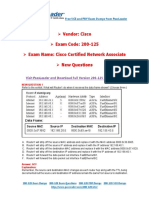 [June-2016] New 200-125 Exam Dumps With PDF and VCE Download