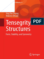 (Mathematics for Industry 6) Jing Yao Zhang, Makoto Ohsaki (auth.)-Tensegrity Structures_ Form, Stability, and Symmetry-Springer Tokyo (2015).pdf
