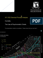 Psychrometric Chart Use