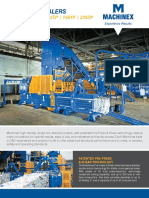 Brochure SINGLE RAM Baler