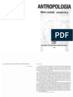 1990 Neufeld El Concepto de Cultura en Antropolog a Antropolog a Lischetti Comp