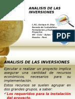 10 Analisis de Inversiones