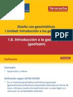 1.8 Introducción a La Geoespuma Rev0
