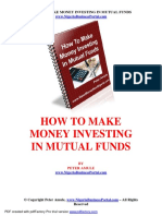 How to Make Money Investing in Mutual Funds
