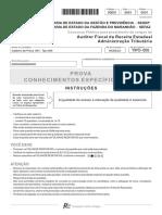 Prova-S01-Tipo-005-Prova 2 - Auditor SEFAZ-MA - com gabarito.pdf