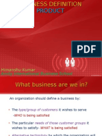 Business Definition Product