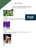 La Danza y Sus Géneros