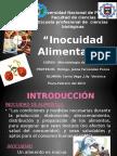Inocuidad Alimentaria