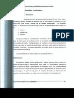 Diseño y Resultados Pruebas Lix