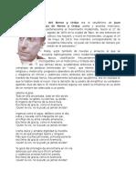 Amado Nervo Gustavo Adolfo Becquer Poema Mas Biografia