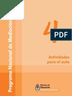 Mediacion04-Actividades